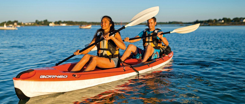 kayak huren waterland