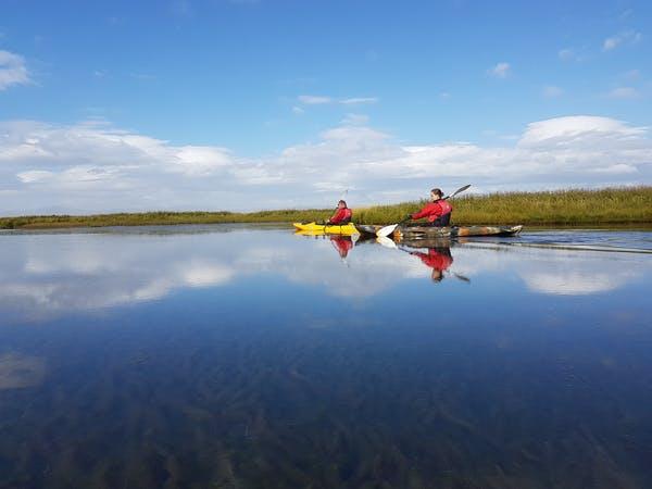 Kayak sit on top verhuur