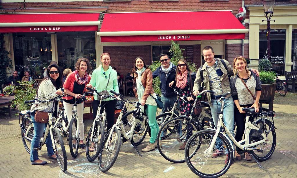 Fietstour Amsterdam Highlights
