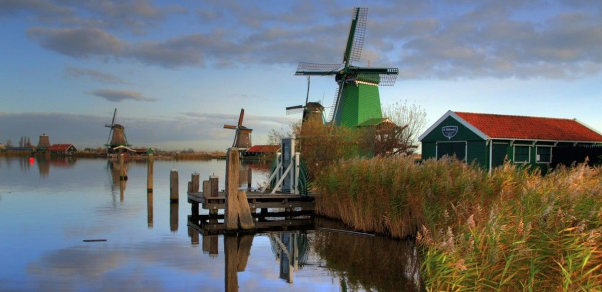 Zaanse Schans Excursion with small group, Windmills, Volendam,