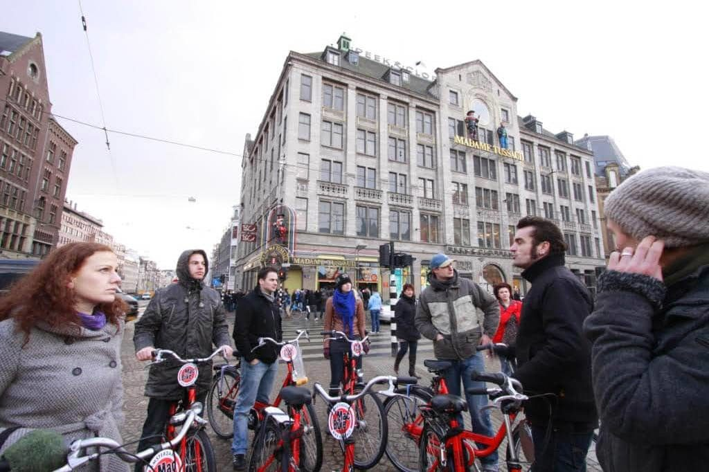 Fietstocht Amsterdam Highlights