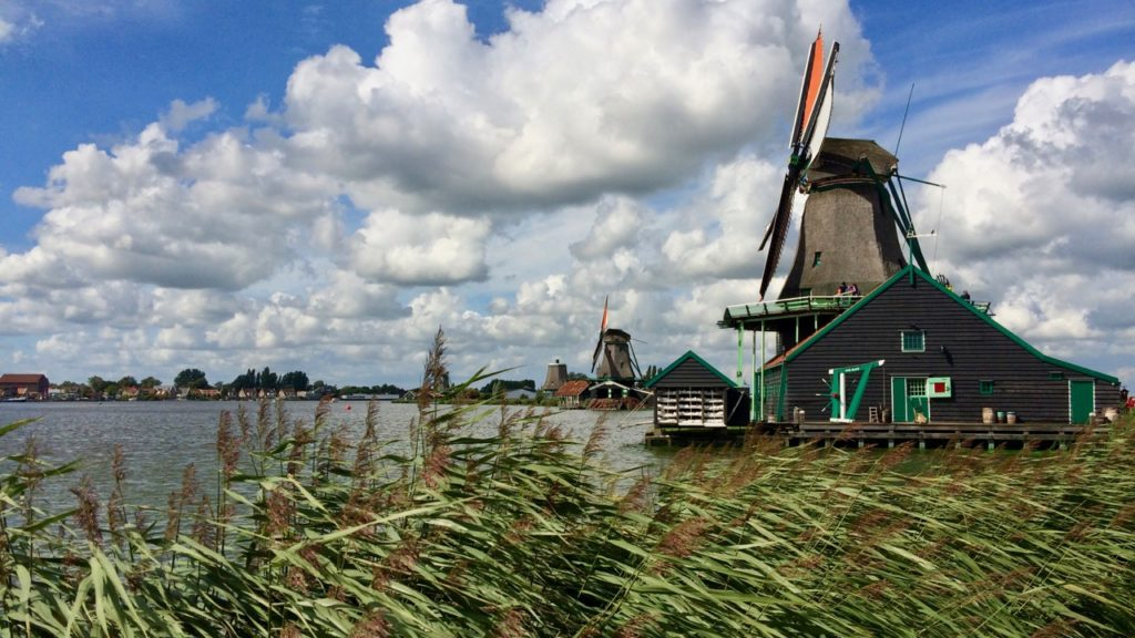 Windmills and countryside half day tour