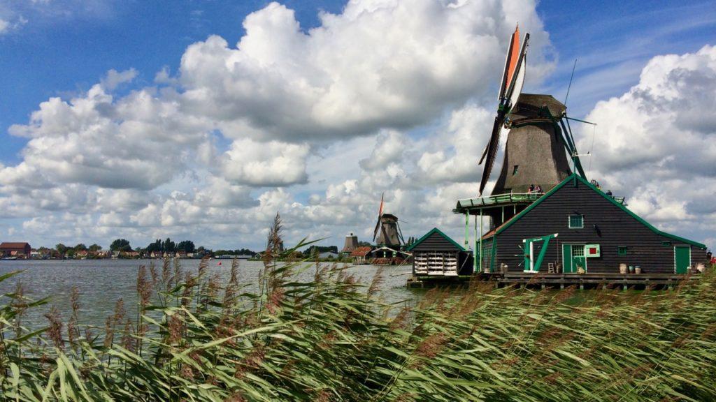 Windmolens Zaanse Schans & Platteland