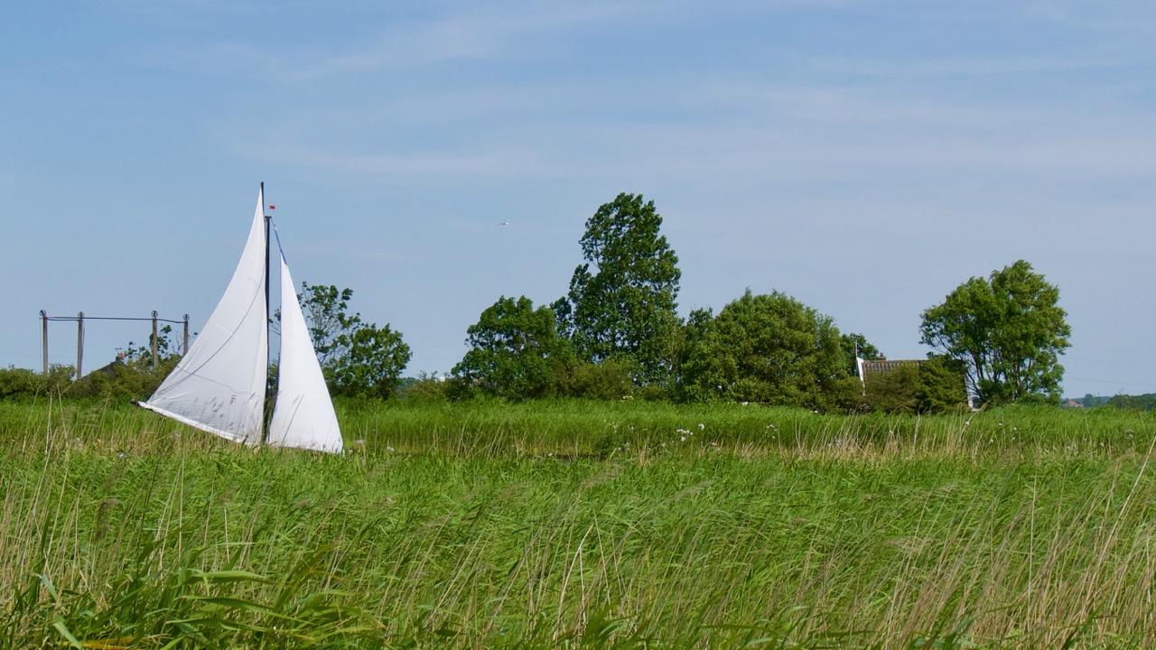 Experience Waterland zeilen