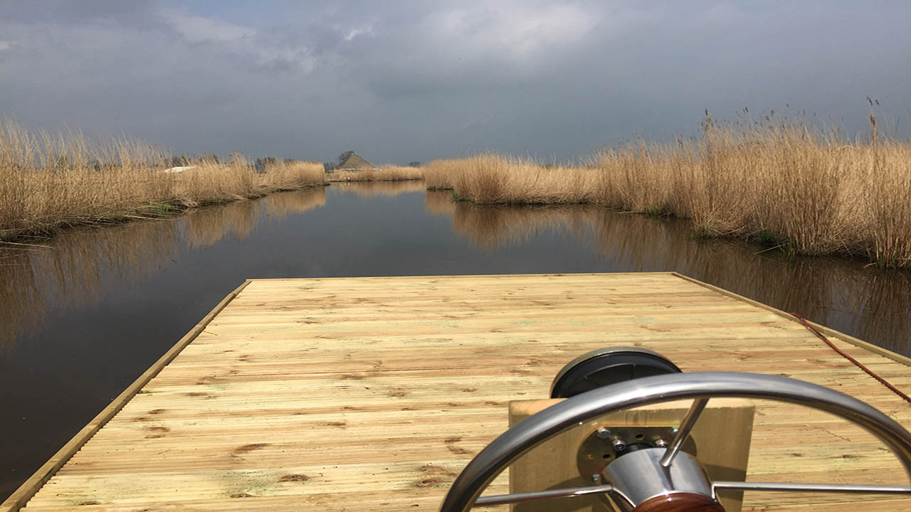 Boottocht Waterland