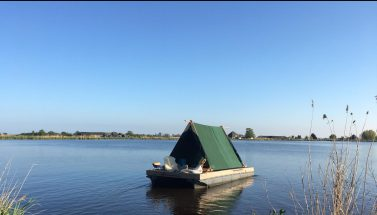 kampeervlot Waterland