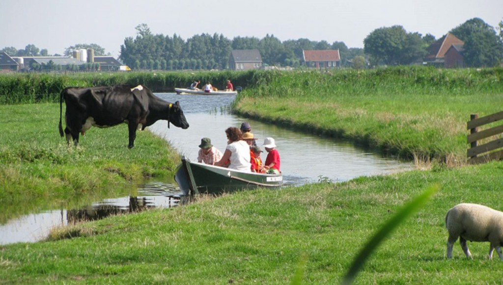 Fluisterboot Waterland